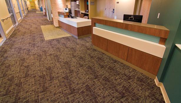 Best Commercial Carpet Installation Award